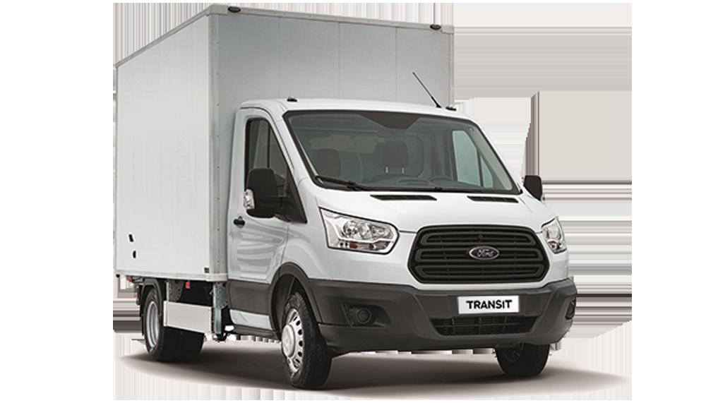 Ford Transit Промтоварный фургон (монолит)